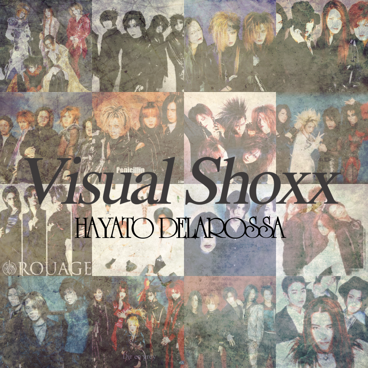Visual Shoxx track list