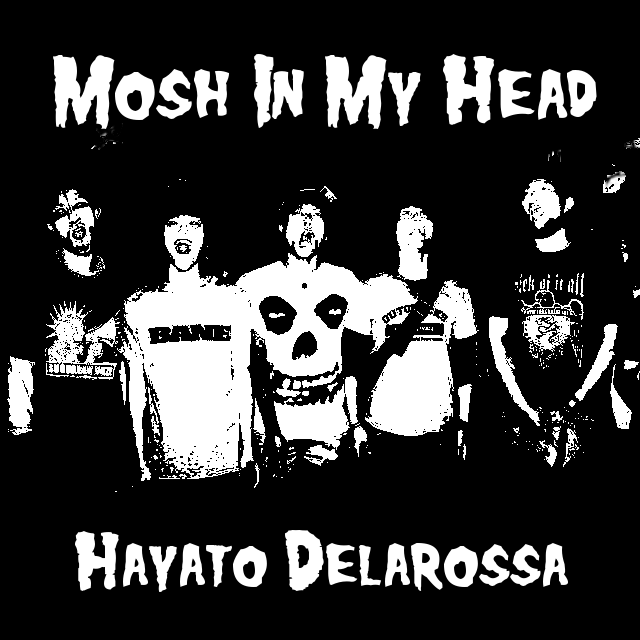 MIX「Mosh In My Head」をアップロード