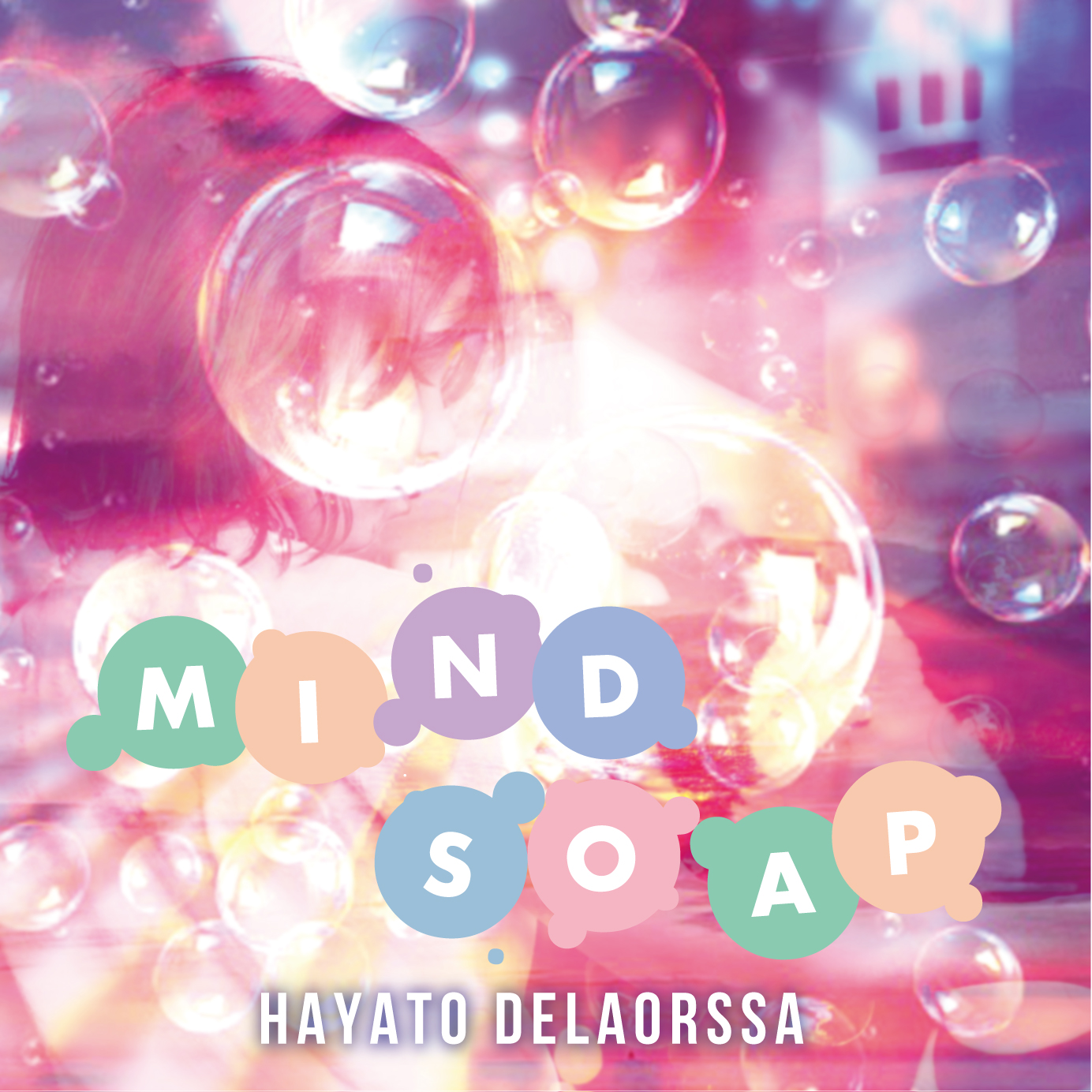 New mix upload「mind soap」
