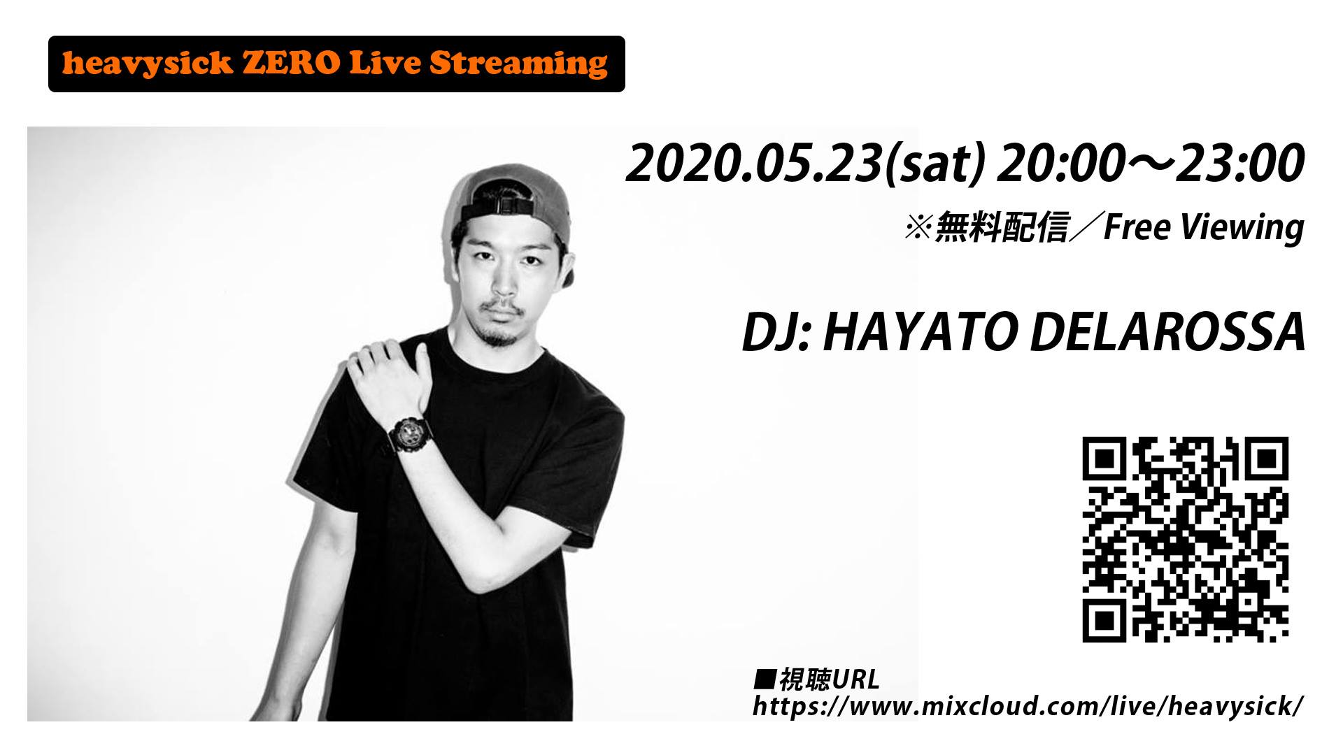 2020.05.23(Sat) heavysick ZERO Live Streaming
